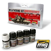 A.MIG-7147-Modern-Russian-Vehicles-Weathering-Set-(4x35+1...