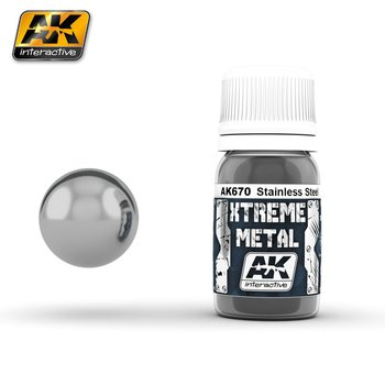 AK-670-Xtreme-Metal-Stainless-Steel-(30mL)