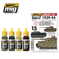 A.MIG-7148-1939-1944-German-Standard-Colors-(4x17mL)