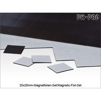 MAG-20x20mm-Magnetfolien-Set