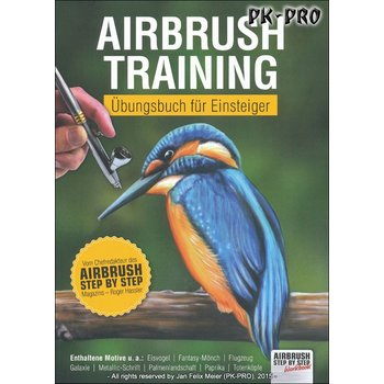 Airbrush Training (Roger Hassler)