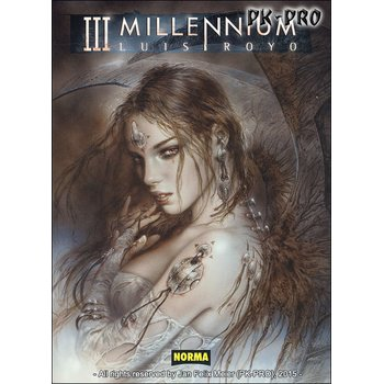 (Luis Royo) - with German text