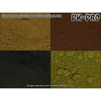 Pigment-Dark-Earth-Set